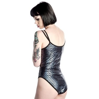 swimsuits women KILLSTAR - Drucilla Lost Lagoon - Black, KILLSTAR