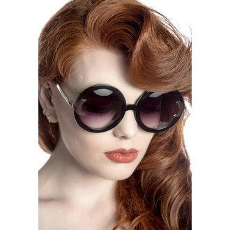 sun glasses KILLSTAR - Lunar Doll - Black, KILLSTAR