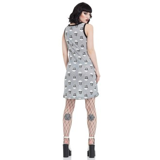 dress women JAWBREAKER - Two Tone Skull, JAWBREAKER