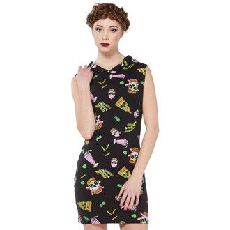dress women JAWBREAKER - Twisted Fast Food, JAWBREAKER