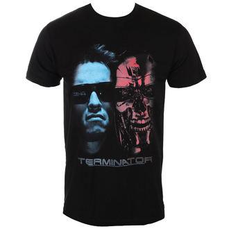 t-shirt men Terminator - FACE OFF - TER542S