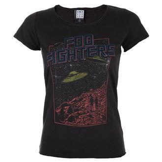 tričko dámské Foo Fighters - AMPLIFIED, AMPLIFIED, Foo Fighters