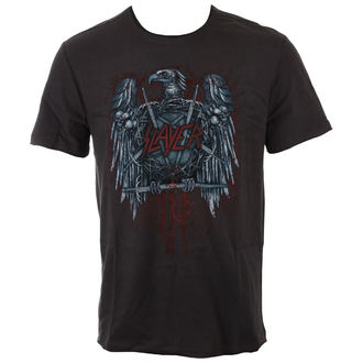 t-shirt metal men's Slayer - AMPLIFIED - AMPLIFIED, AMPLIFIED, Slayer