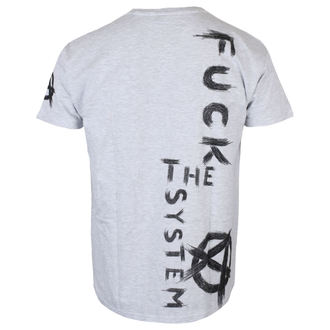 t-shirt men's - Fuck the System - ALISTAR, ALISTAR