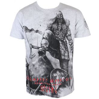 t-shirt men's - Viking Legendary - ALISTAR, ALISTAR
