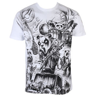 T-Shirt men's - Metal Pandas - ALISTAR - KALIS-033
