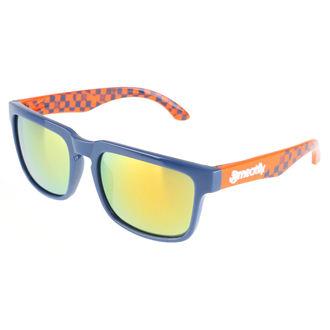 glasses sun Meatfly - Rush B – Blue Orange, MEATFLY