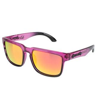 glasses sun Meatfly - Class Polarized C - Purple, MEATFLY