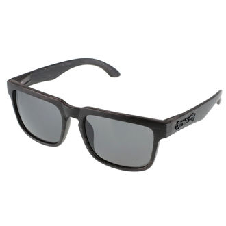 glasses sun Meatfly - Craft A - Black Wood - MEAT085