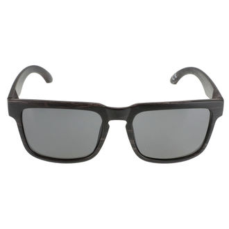 glasses sun Meatfly - Craft A - Black Wood, MEATFLY