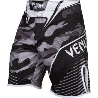 boxing shorts Venum - Camo Hero - White / Black, VENUM
