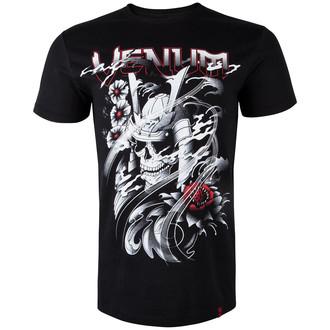 t-shirt street men's - Samurai Skull - VENUM, VENUM