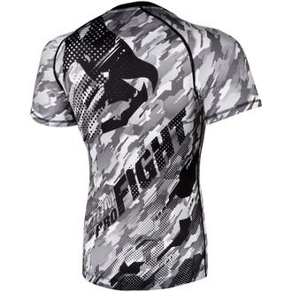 t-shirt street men's - Tecmo Rashguard - VENUM