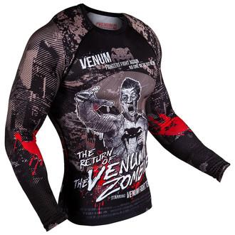 t-shirt street men's - Zombie Return Rashguard - VENUM