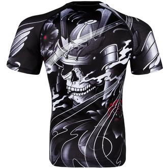 t-shirt street men's - Samurai Skull Rashguard - VENUM