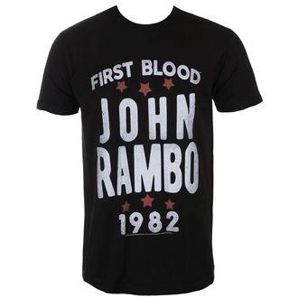 t-shirt men RAMBO - STARS, AMERICAN CLASSICS
