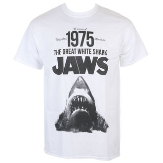 t-shirt men jaws - SUMMER OF 75, AMERICAN CLASSICS
