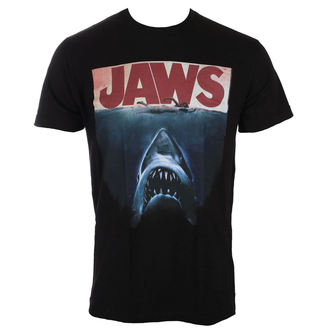 t-shirt men jaws - POSTER AGAIN - JAW5292S