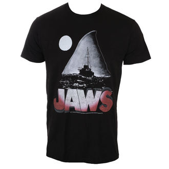film t-shirt men's ČELISTI - JAWS NIGHT - AMERICAN CLASSICS, AMERICAN CLASSICS