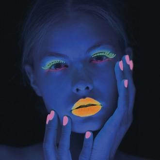lipstick STAR GAZER - Neon Lipstick Neon - Violet - SGS193