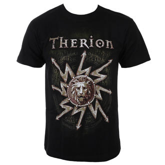 t-shirt metal men's Therion - LION - CARTON - K_680