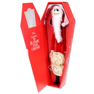 decoration (figurine) Nightmare before Christmas - Coffin Doll Santa Jack, NIGHTMARE BEFORE CHRISTMAS