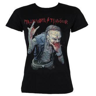 t-shirt metal women's Malignant Tumour - The Metallist -, Malignant Tumour