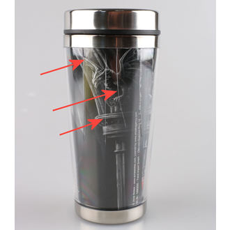 thermo mug Anne Stokes - Candelabra - DAMAGED, ANNE STOKES
