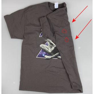 t-shirt metal men's Slayer - Triangle Demon - ROCK OFF, ROCK OFF, Slayer