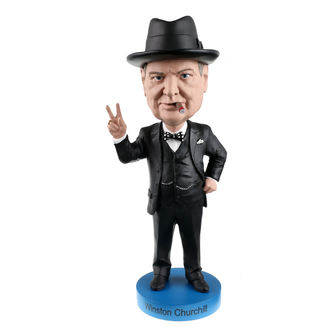 figurine Winston Churchill - Bobble-Head