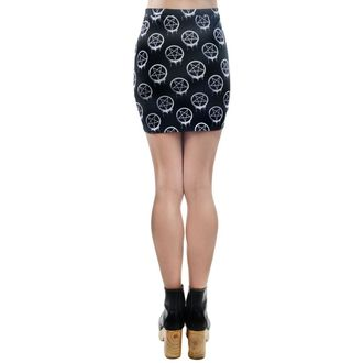 Skirt women's TOO FAST - MERCY - DRIPPY PENTAGRAM, TOO FAST