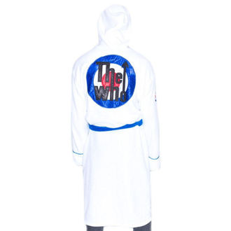 bathrobe The Who - Logo - White / Blue, NNM, Who