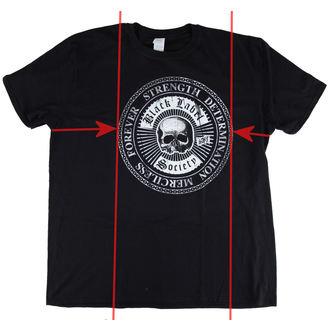 t-shirt metal men's Black Label Society - STRENGTH - PLASTIC HEAD, PLASTIC HEAD, Black Label Society