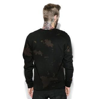 sweatshirt (no hood) men's - Baphomet - BLACK CRAFT, BLACK CRAFT