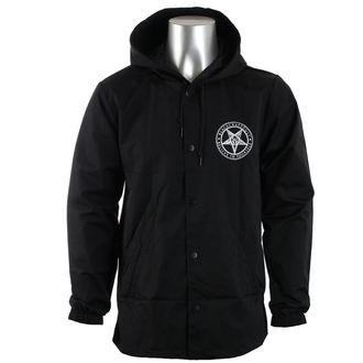 bunda pánská jarně/podzimní BLACK CRAFT - Satanic Motherfucker - Windbreaker