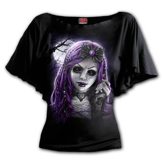 t-shirt women's - GOTH DOLL - SPIRAL, SPIRAL
