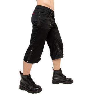 shorts 3/4 Aderlass - Curtly Prick Pants Denim Black, ADERLASS
