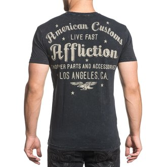 t-shirt hardcore men's - AC Vintage Dealer - AFFLICTION, AFFLICTION