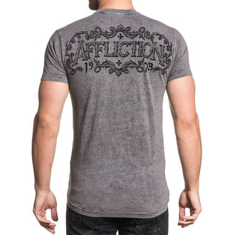 t-shirt hardcore men's - Physics - AFFLICTION, AFFLICTION
