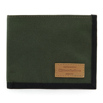 Wallet HORSEFEATHERS - KYLER - OLIVE, HORSEFEATHERS
