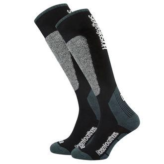 socks (sock) HORSEFEATHERS - CALEB - BLACK, HORSEFEATHERS