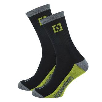 Socks HORSEFEATHERS - JAYDEN - Citronella - AA1017A