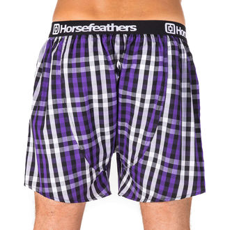 Men's Boxer Shorts HORSEFEATHERS - APOLLO - DEEP VIOLET, HORSEFEATHERS