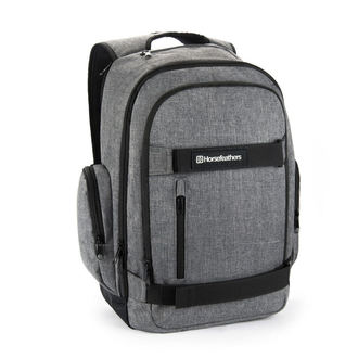 Backpack HORSEFEATHERS - BOLTER - Heather Gray, HORSEFEATHERS
