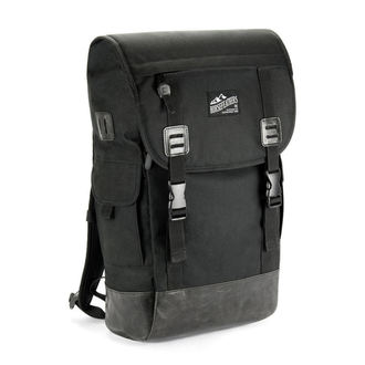 backpack HORSEFEATHERS - BOURNE - Black, HORSEFEATHERS