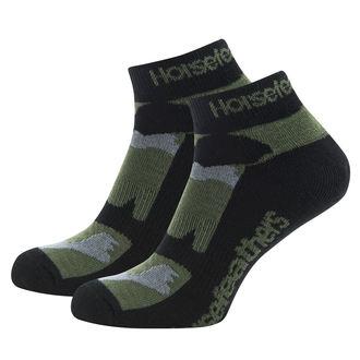 Socks HORSEFEATHERS - JETT - Olive Camo, HORSEFEATHERS
