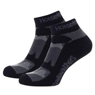 Socks HORSEFEATHERS - JETT - Black Camo, HORSEFEATHERS