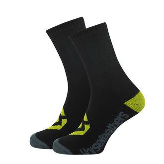 Socks HORSEFEATHERS - LOBY - BLACK, HORSEFEATHERS