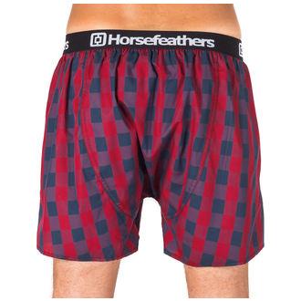 Men's Boxer Shorts HORSEFEATHERS - APOLLO - MIDNIGHT NAVY - AA536W
