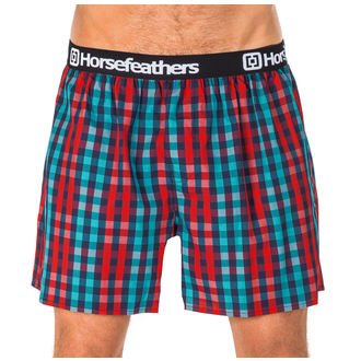Men's Boxer Shorts HORSEFEATHERS - APOLLO - DARK BLUE, HORSEFEATHERS